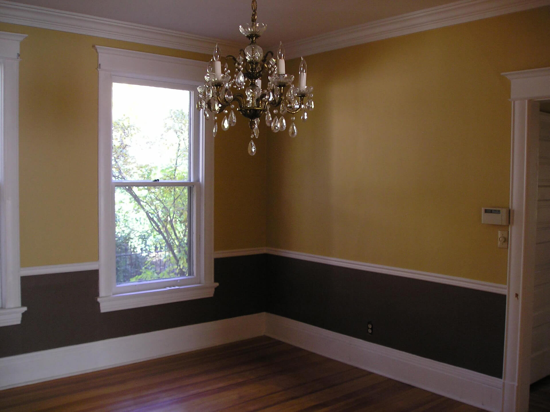 Painted Formal Dining