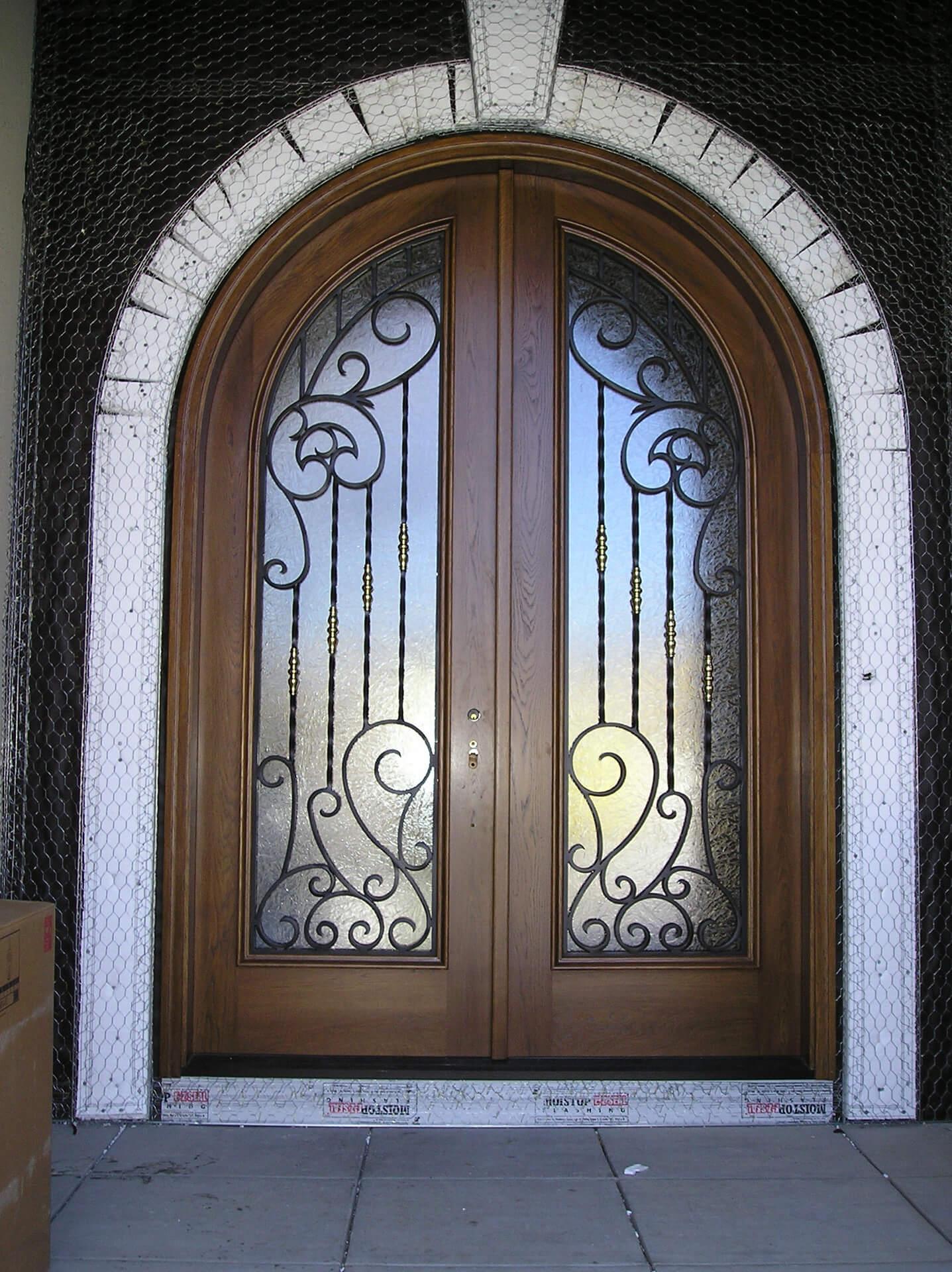 custom front doorFront Door Photo Gallery  Crowder Painting