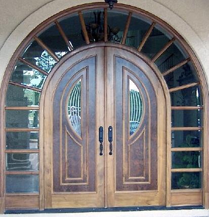 Decorative Front Door & Front Door Photo Gallery « Crowder Painting