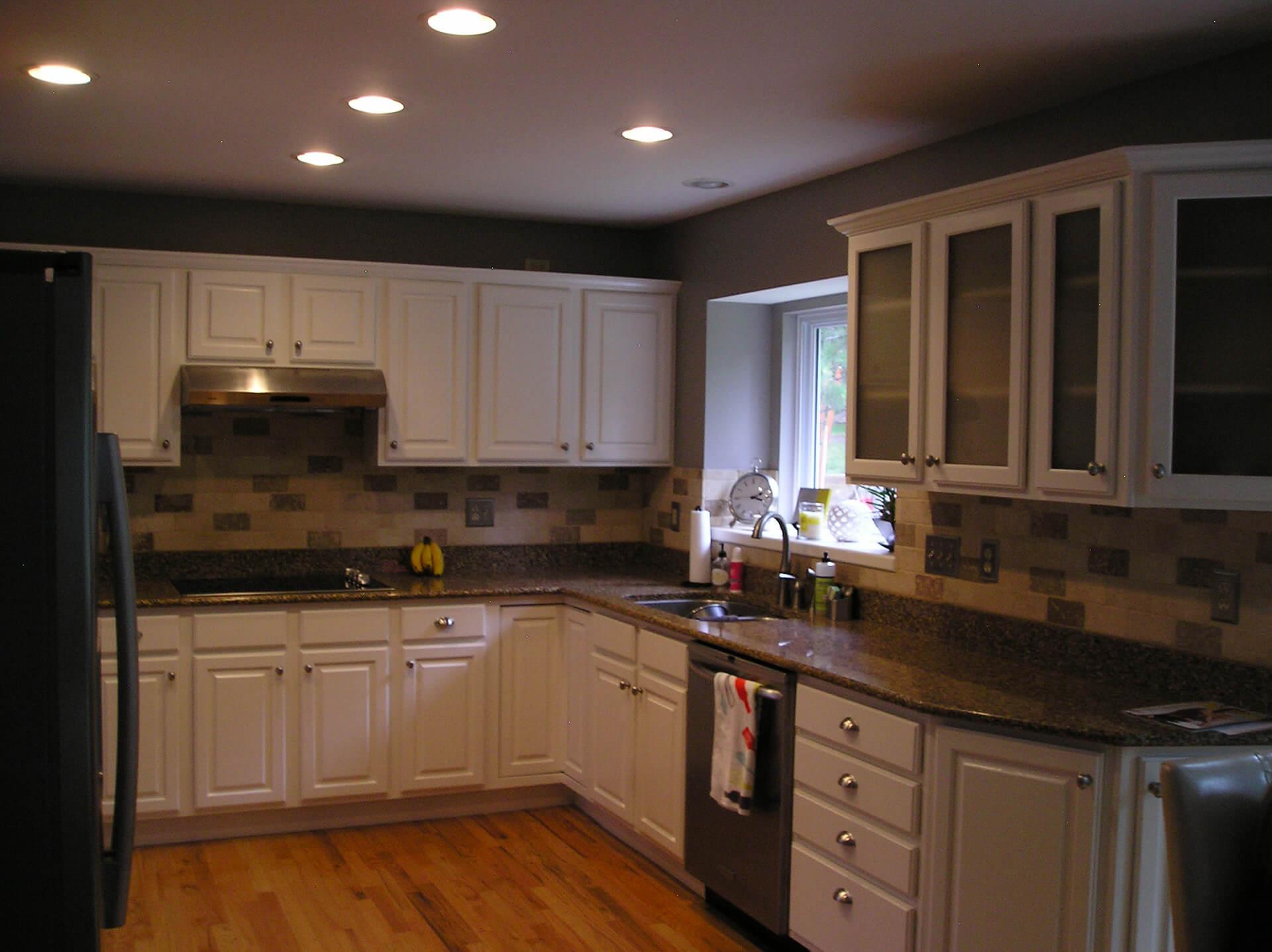 Kitchen Cabinet Gallery Crowder Painting