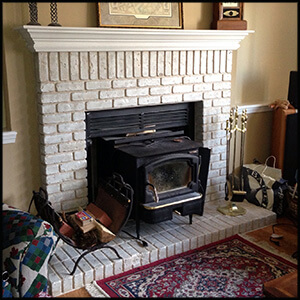 Faux Painted Brick Photo Gallery