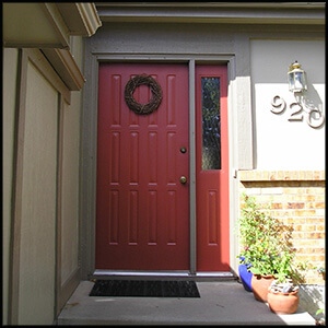 Front Door Photo Gallery