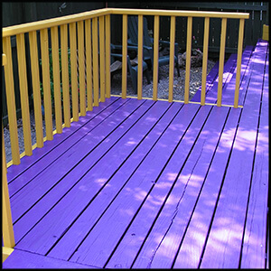 Wood Deck Photo Gallery